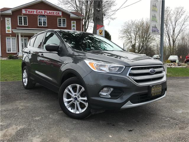 2017 Ford Escape SE (Stk: 5557) in London - Image 1 of 25