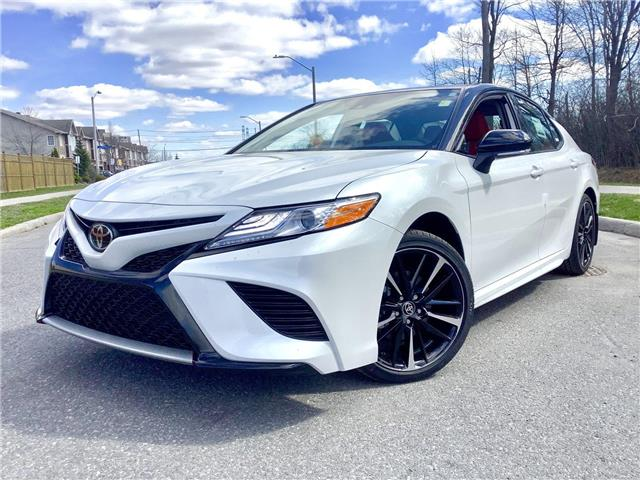 2020 Toyota Camry XSE (Stk: 28340) in Ottawa - Image 1 of 24