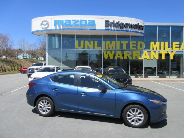 2017 Mazda Mazda3 GS (Stk: ) in Hebbville - Image 1 of 17