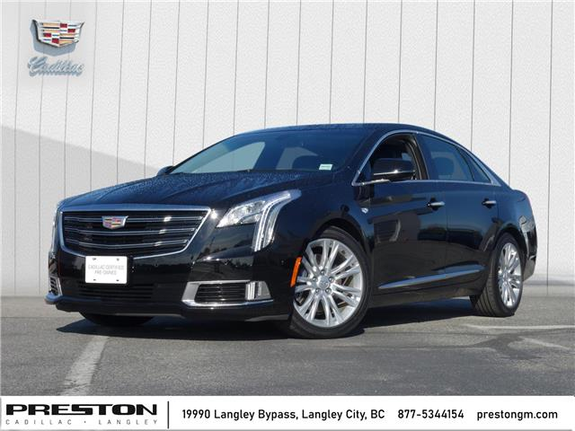 2019 Cadillac XTS Luxury (Stk: 0205881) in Langley City - Image 1 of 28