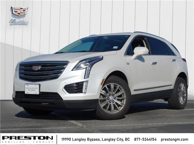 2017 Cadillac XT5 Luxury (Stk: X29521) in Langley City - Image 1 of 27