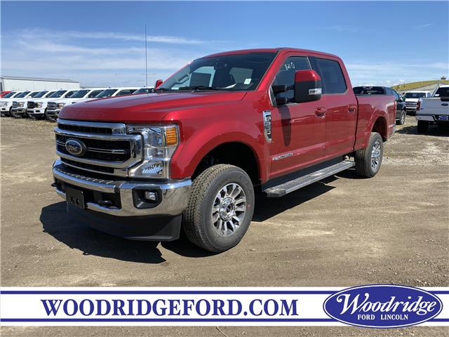 2020 Ford F-350 Lariat (Stk: L-773) in Calgary - Image 1 of 6