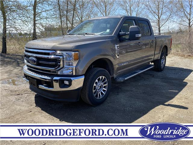 2020 Ford F-350 Lariat (Stk: L-788) in Calgary - Image 1 of 6