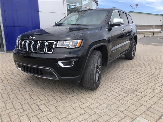 2019 Jeep Grand Cherokee Limited (Stk: A0181) in Ottawa - Image 1 of 14