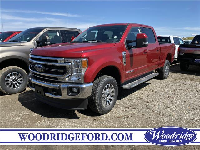 2020 Ford F-350 Lariat (Stk: L-796) in Calgary - Image 1 of 6