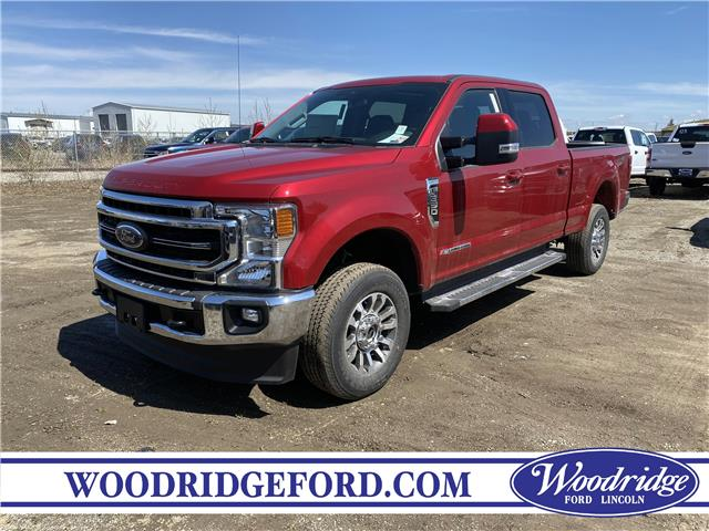 2020 Ford F-350 Lariat (Stk: L-799) in Calgary - Image 1 of 6