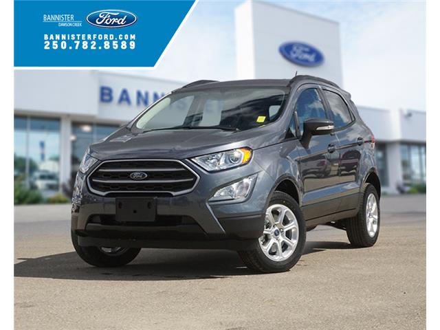 2020 Ford EcoSport SE (Stk: S202072) in Dawson Creek - Image 1 of 16