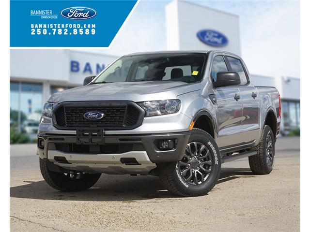 2020 Ford Ranger XLT (Stk: T202136) in Dawson Creek - Image 1 of 16