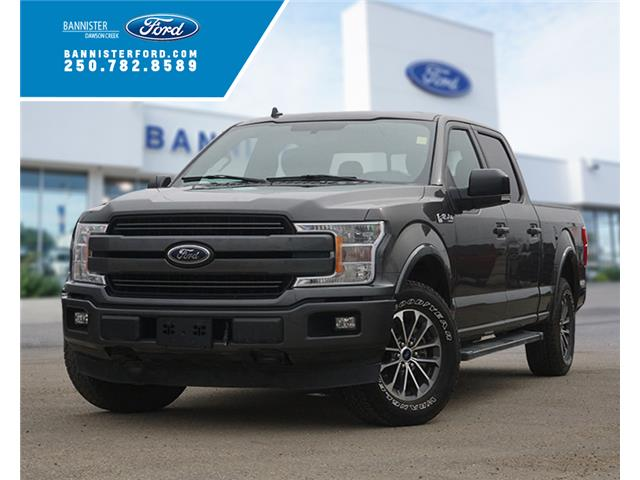 2018 Ford F-150 Lariat (Stk: T192449B) in Dawson Creek - Image 1 of 16