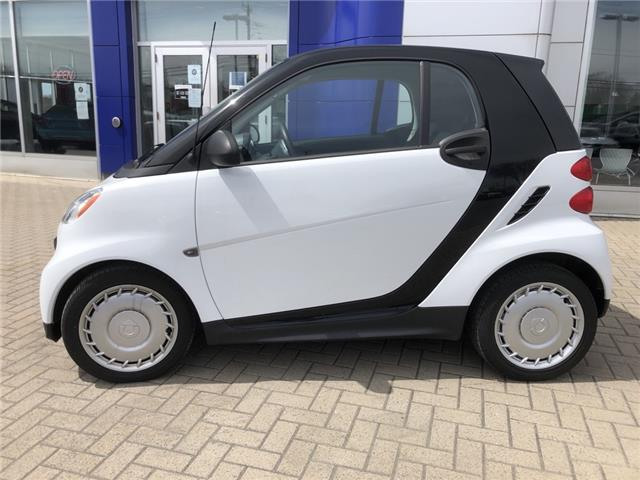 2015 Smart Fortwo  (Stk: A0101A) in Ottawa - Image 1 of 9