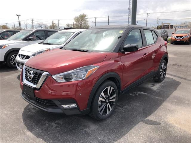 2020 Nissan Kicks SV (Stk: 20113) in Sarnia - Image 1 of 5