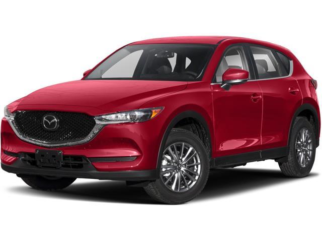 2020 Mazda CX-5 GS (Stk: N5700) in Calgary - Image 1 of 10