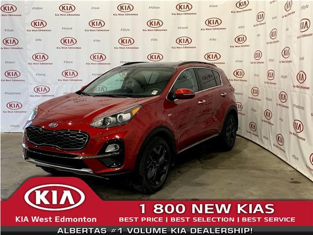 2020 Kia Sportage EX Premium S (Stk: 22345) in Edmonton - Image 1 of 32