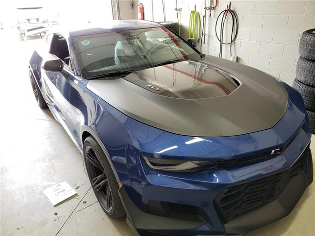2020 Chevrolet Camaro ZL1 (Stk: 112374) in Milton - Image 1 of 1