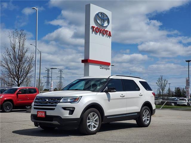 2018 Ford Explorer XLT (Stk: 20371A) in Bowmanville - Image 1 of 30