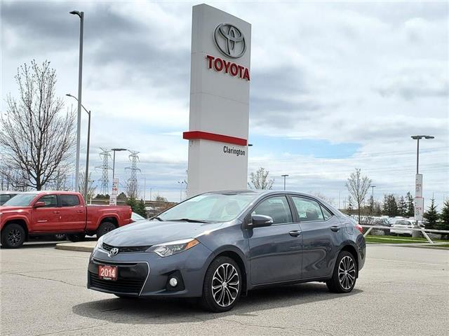 2014 Toyota Corolla  (Stk: 20020A) in Bowmanville - Image 1 of 28