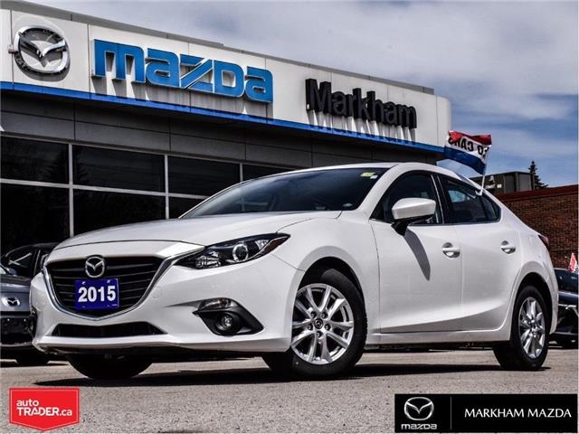 2015 Mazda Mazda3 GS (Stk: N200212A) in Markham - Image 1 of 25