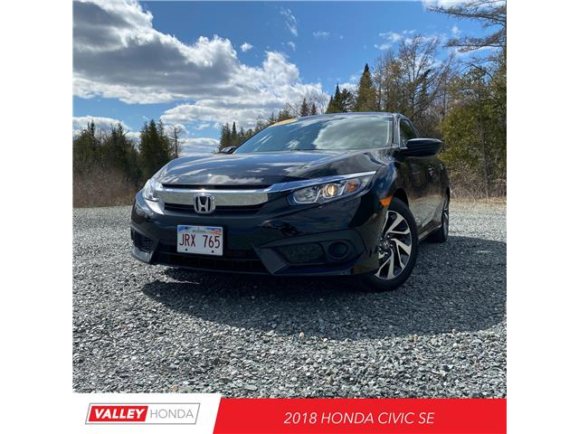 2018 Honda Civic SE (Stk: U5346A) in Woodstock - Image 1 of 8