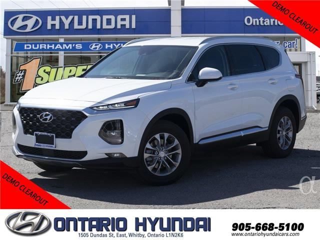 2020 Hyundai Santa Fe Luxury 2.0 (Stk: 139974) in Whitby - Image 1 of 20