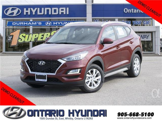 2020 Hyundai Tucson Preferred w/Sun & Leather Package (Stk: 096375) in Whitby - Image 1 of 19