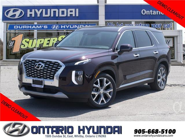 2020 Hyundai Palisade Luxury 8 Passenger (Stk: 035081) in Whitby - Image 1 of 20