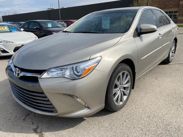 2015 Toyota Camry XLE (Stk: A02260) in Guelph - Image 1 of 25