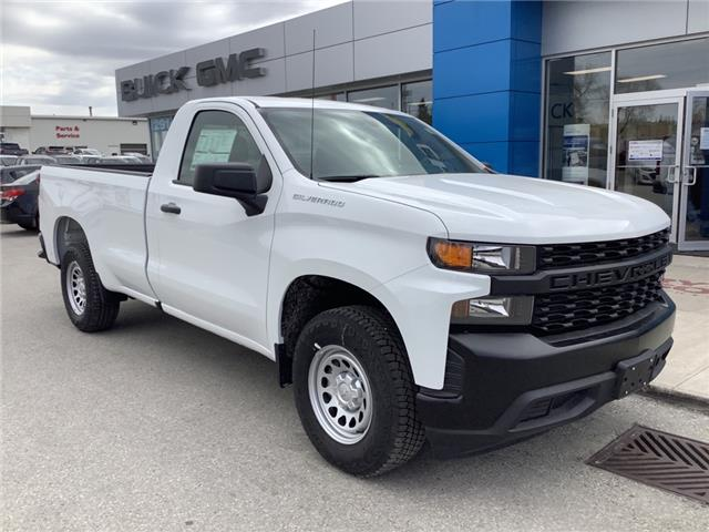 2020 Chevrolet Silverado 1500 Work Truck (Stk: 20-596) in Listowel - Image 1 of 10