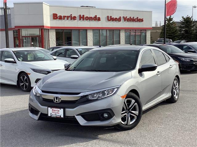 2016 Honda Civic EX-T (Stk: U16871) in Barrie - Image 1 of 27