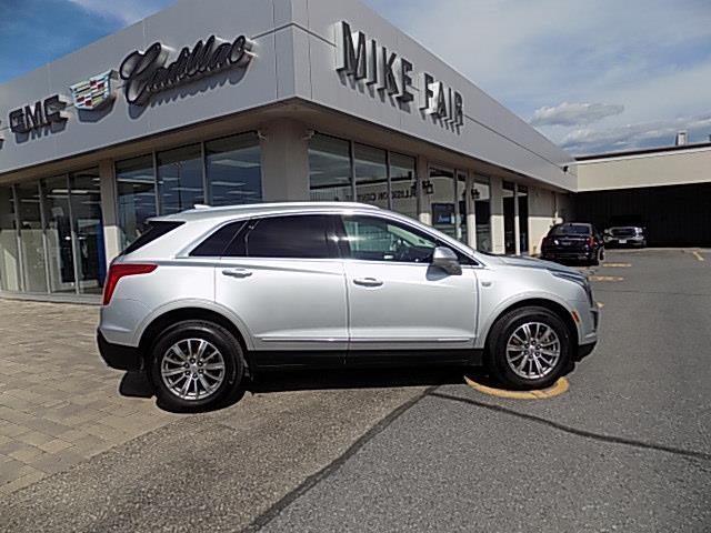 2017 Cadillac XT5 Luxury (Stk: P4219) in Smiths Falls - Image 1 of 18