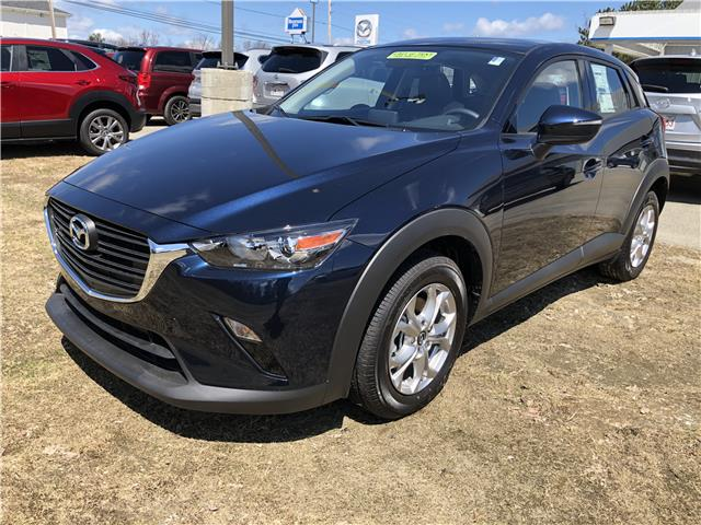 2020 Mazda CX-3 GS (Stk: 20C35) in Miramichi - Image 1 of 10