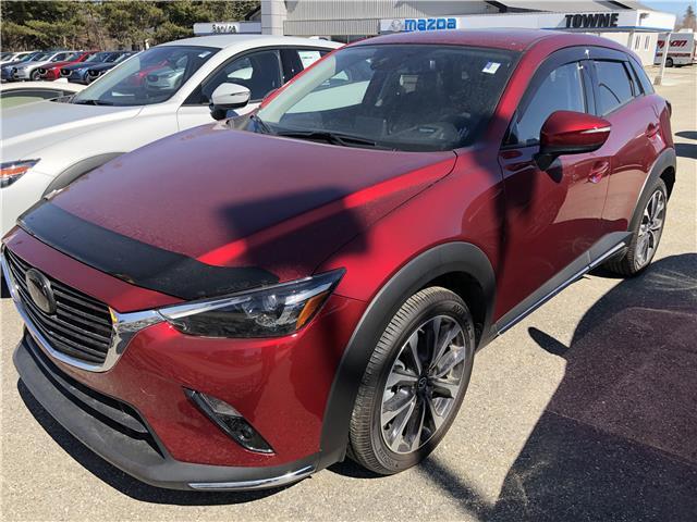 2019 Mazda CX-3 GT (Stk: 19C341) in Miramichi - Image 1 of 11