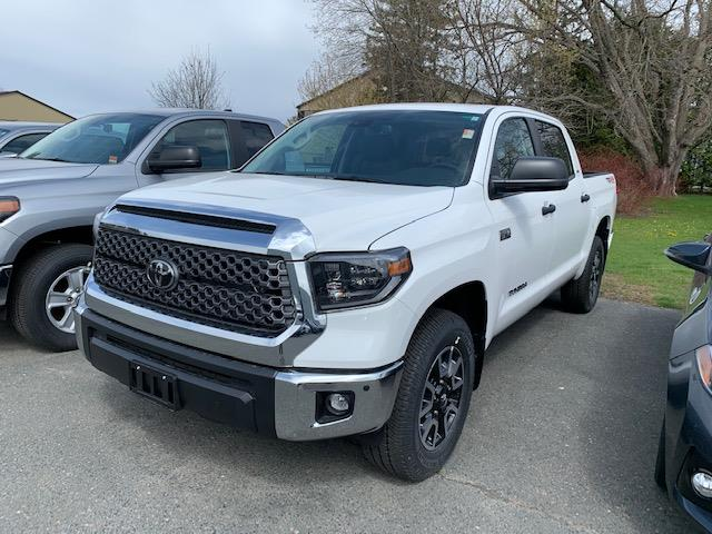 2020 Toyota Tundra Base (Stk: TW149) in Cobourg - Image 1 of 7