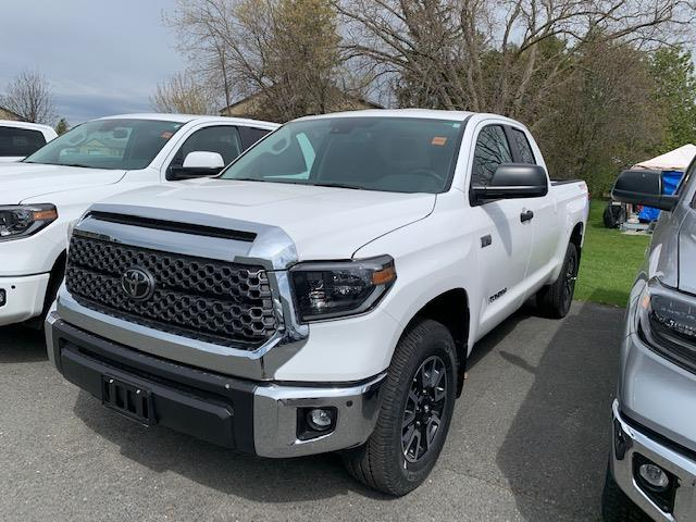 2020 Toyota Tundra Base (Stk: TW145) in Cobourg - Image 1 of 7