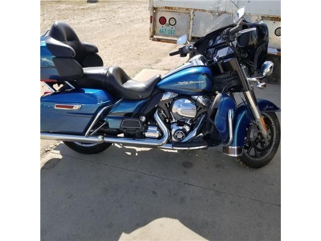 2014 Harley-Davidson FLHTK - Electra Glide® Ultra Limited  (Stk: 2014-FLHTK-8414) in Yorkton - Image 1 of 5