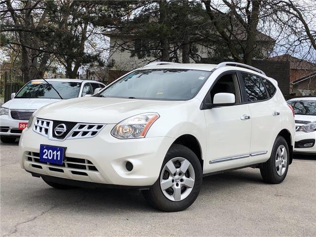 2011 Nissan Rogue AWD | PARKING SENSORS | Bluetooth (Stk: 5625) in Stoney Creek - Image 1 of 19