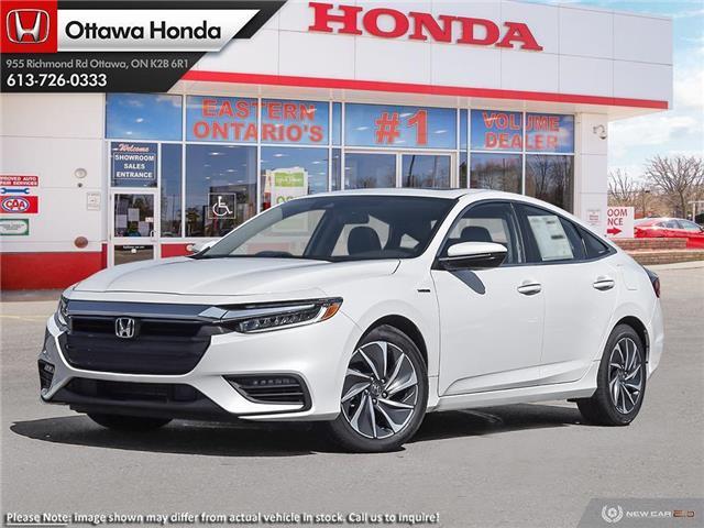 2020 Honda Insight Touring (Stk: 329500) in Ottawa - Image 1 of 23
