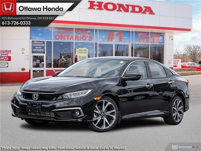 2020 Honda Civic Touring (Stk: 331190) in Ottawa - Image 1 of 23