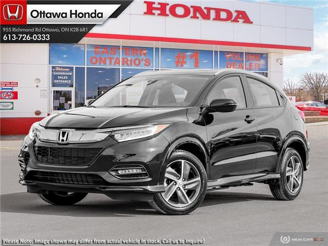 2020 Honda HR-V Touring (Stk: 332080) in Ottawa - Image 1 of 23