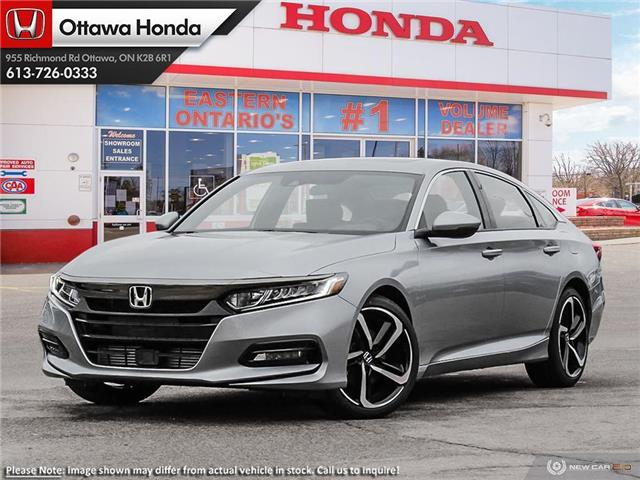 2020 Honda Accord Sport 1.5T (Stk: 334100) in Ottawa - Image 1 of 23