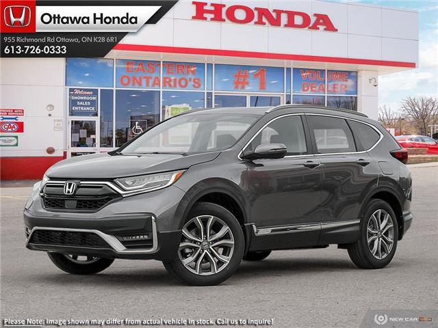 2020 Honda CR-V Touring (Stk: 335020) in Ottawa - Image 1 of 23