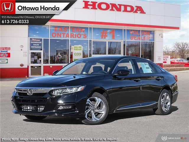 2020 Honda Accord EX-L 1.5T (Stk: 329390) in Ottawa - Image 1 of 23