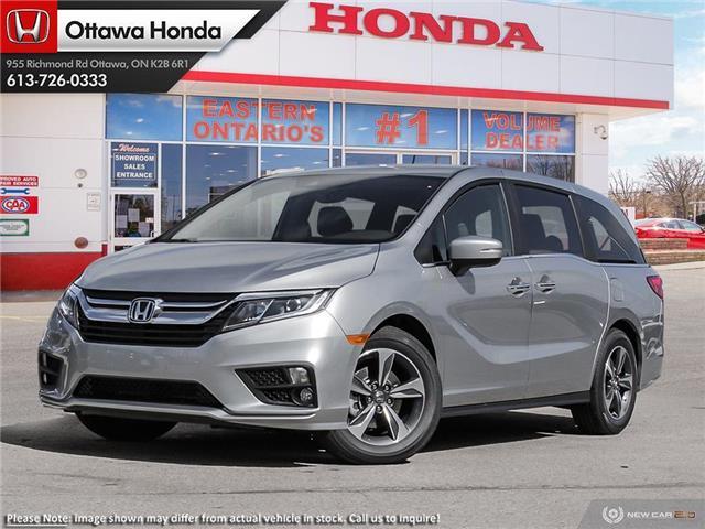 2020 Honda Odyssey EX (Stk: 333260) in Ottawa - Image 1 of 23