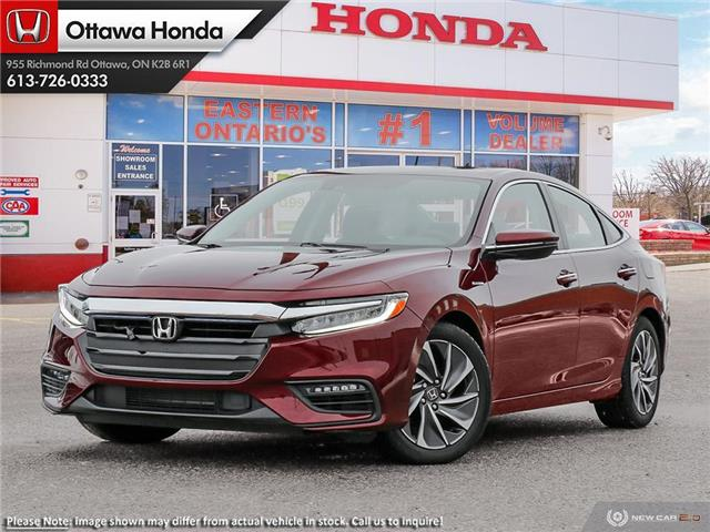 2020 Honda Insight Touring (Stk: 329380) in Ottawa - Image 1 of 23