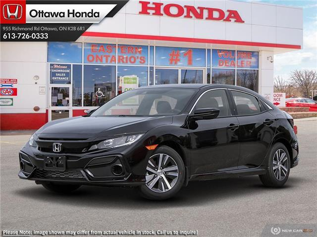 2020 Honda Civic LX (Stk: 328610) in Ottawa - Image 1 of 23