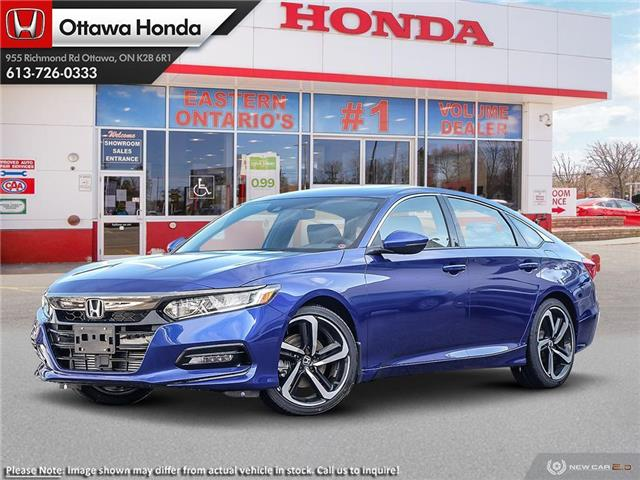 2020 Honda Accord Sport 1.5T (Stk: 335220) in Ottawa - Image 1 of 23
