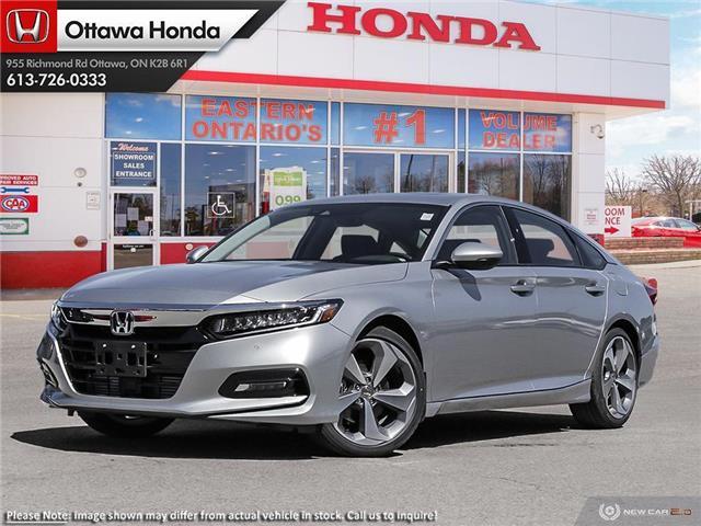 2020 Honda Accord Touring 1.5T (Stk: 334940) in Ottawa - Image 1 of 23
