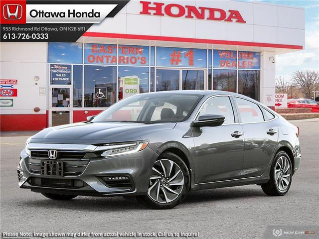 2020 Honda Insight Touring (Stk: 329560) in Ottawa - Image 1 of 23