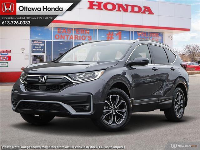 2020 Honda CR-V EX-L (Stk: 333340) in Ottawa - Image 1 of 23