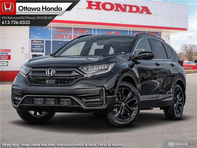 2020 Honda CR-V Black Edition (Stk: 331860) in Ottawa - Image 1 of 23