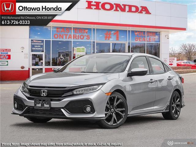 2020 Honda Civic Sport Touring (Stk: 328600) in Ottawa - Image 1 of 23